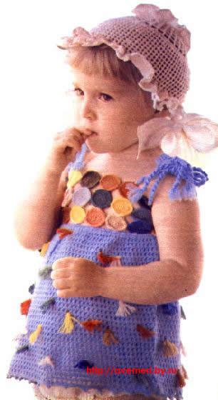 Вязание детям интересные модели