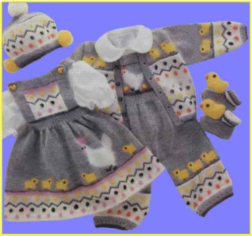 Вязание для детей, кофточка,